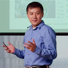 TPCB faculty member Minkui Luo