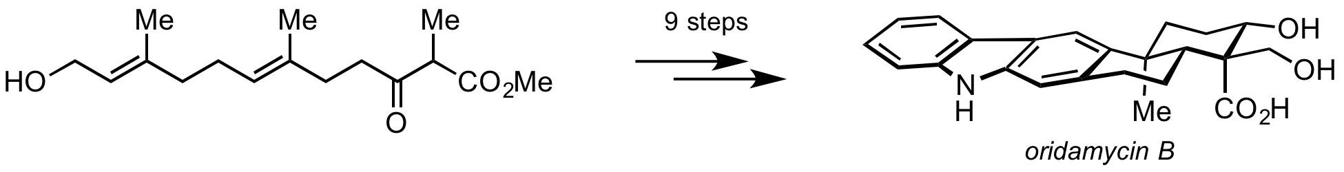 oridamycin graphical abstract