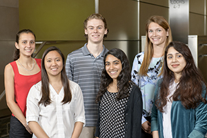 Tri-I Chemical Biology Summer Interns 2018