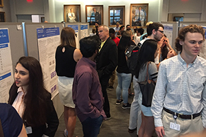 ChBSP summer interns present their posters