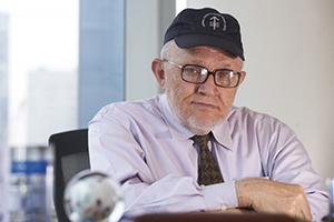 TPCB faculty member Samuel Danishefsky