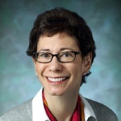 Professor Cynthia Wolberger photo