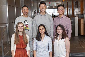 Tri-I Chemical Biology Summer Interns 2019