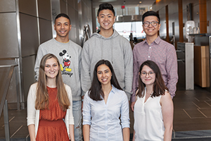 Tri-I Chemical Biology Summer Interns 2019