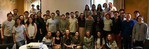 TPCB students at the 2019 Retreat