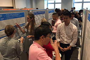 ChBSP students present at the 2019 Poster Session