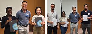 2019 Tri-I Chem Bio Symposium - graduate student poster award winners