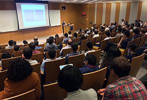 2019 Tri-I Chem Bio Symposium - TPCB student Lin Mei's seminar