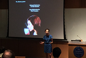 2019 Tri-I Chem Bio Symposium - Professor Vanessa Ruta's seminar