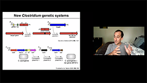 Professor Michael Fischbach speaks at the 2020 Tri-I Chemical Biology Symposium
