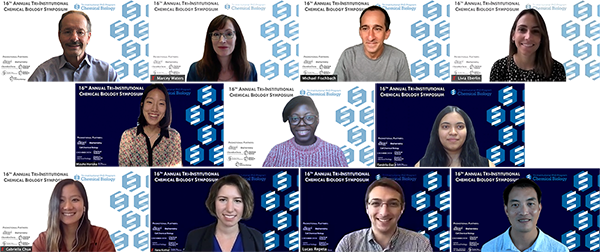 Speakers and organizers of the 2020 Tri-I Chemical Biology Symposium